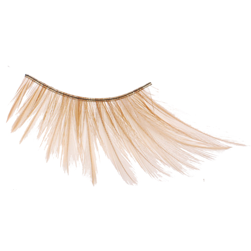 Blonde Feather Small