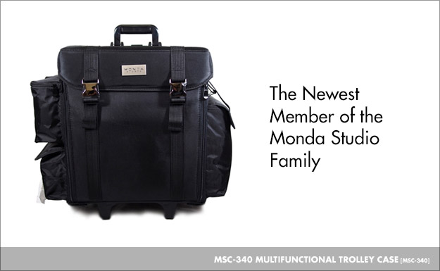 new MSC-340 case